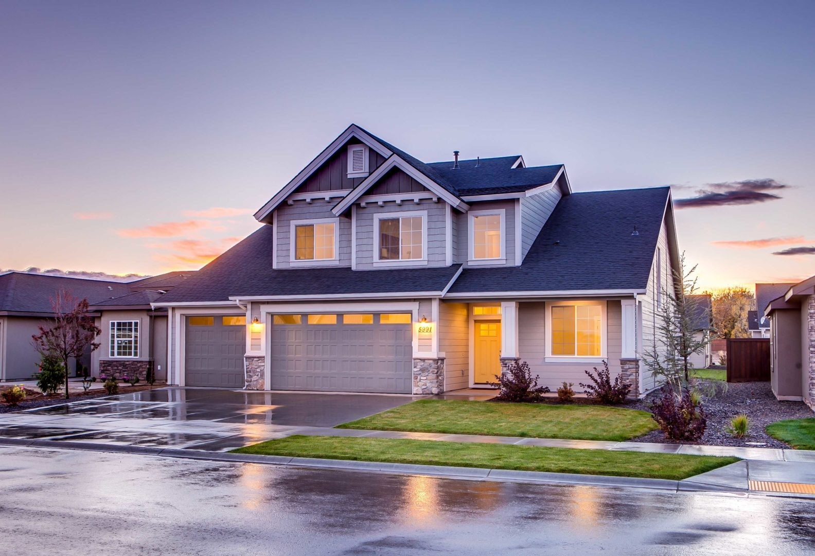 blue-and-gray-concrete-house-with-attic-during-twilight-186077_optimized-min